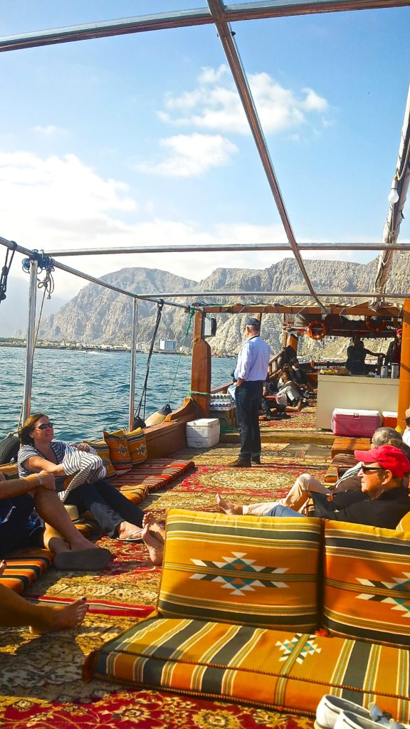 Where to Go In Oman