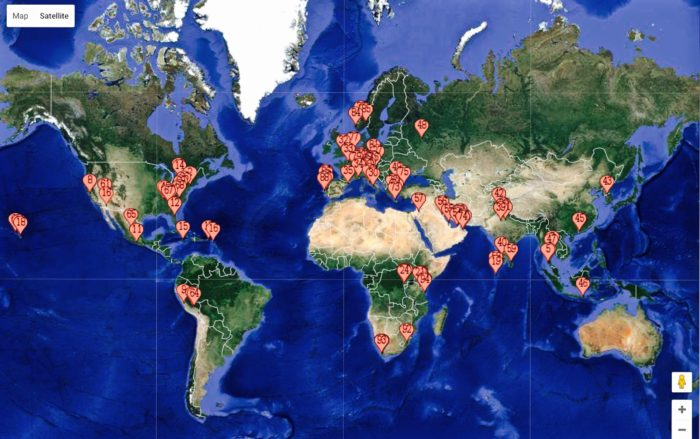 ttc photo map