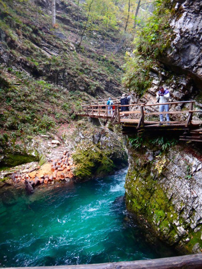 Images of Vintgar Gorge