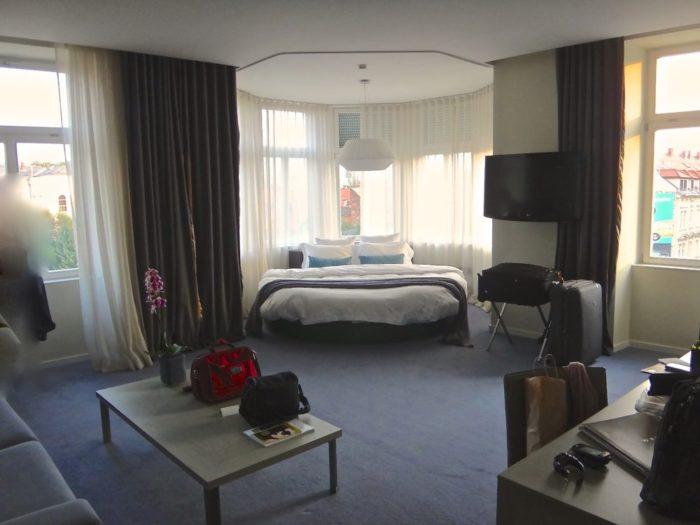 Junior Suite at Hotel Cubo
