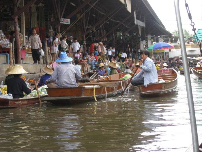 Four days in Bangkok