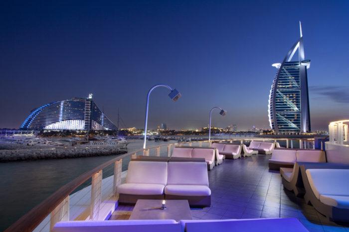 360 Lounge, Jumeirah Beach Hotel