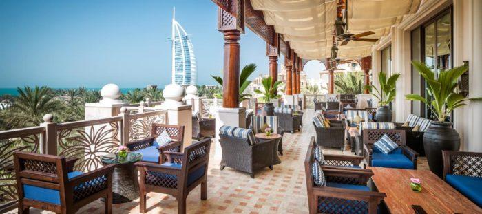 Al Fayrooz Lounge, Al Qasr Hotel