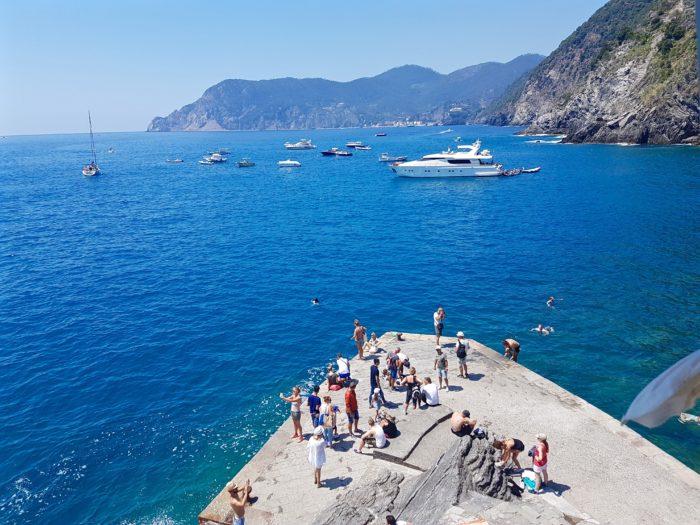 Belforte Restaurant in Cinque Terre