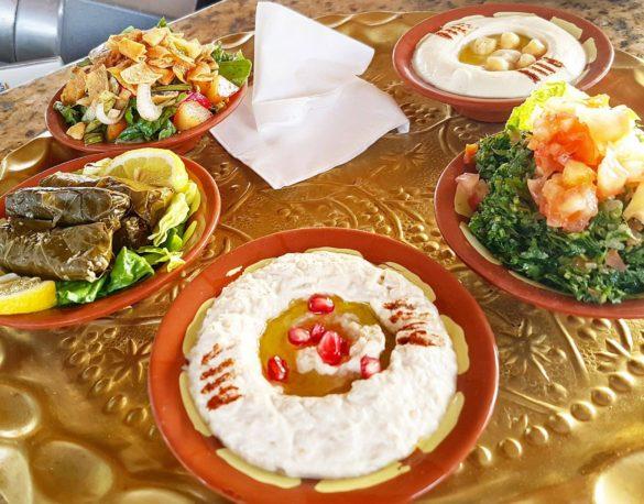 arabic restaurants in Dubai - The Travel Captain