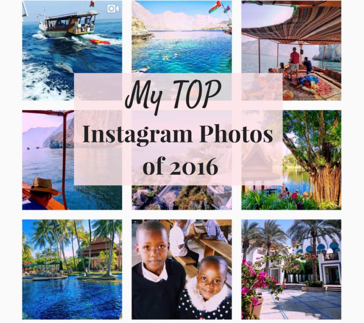 Top Instagram Photos of 2016