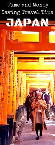 travel tips for Japan on Pinterest