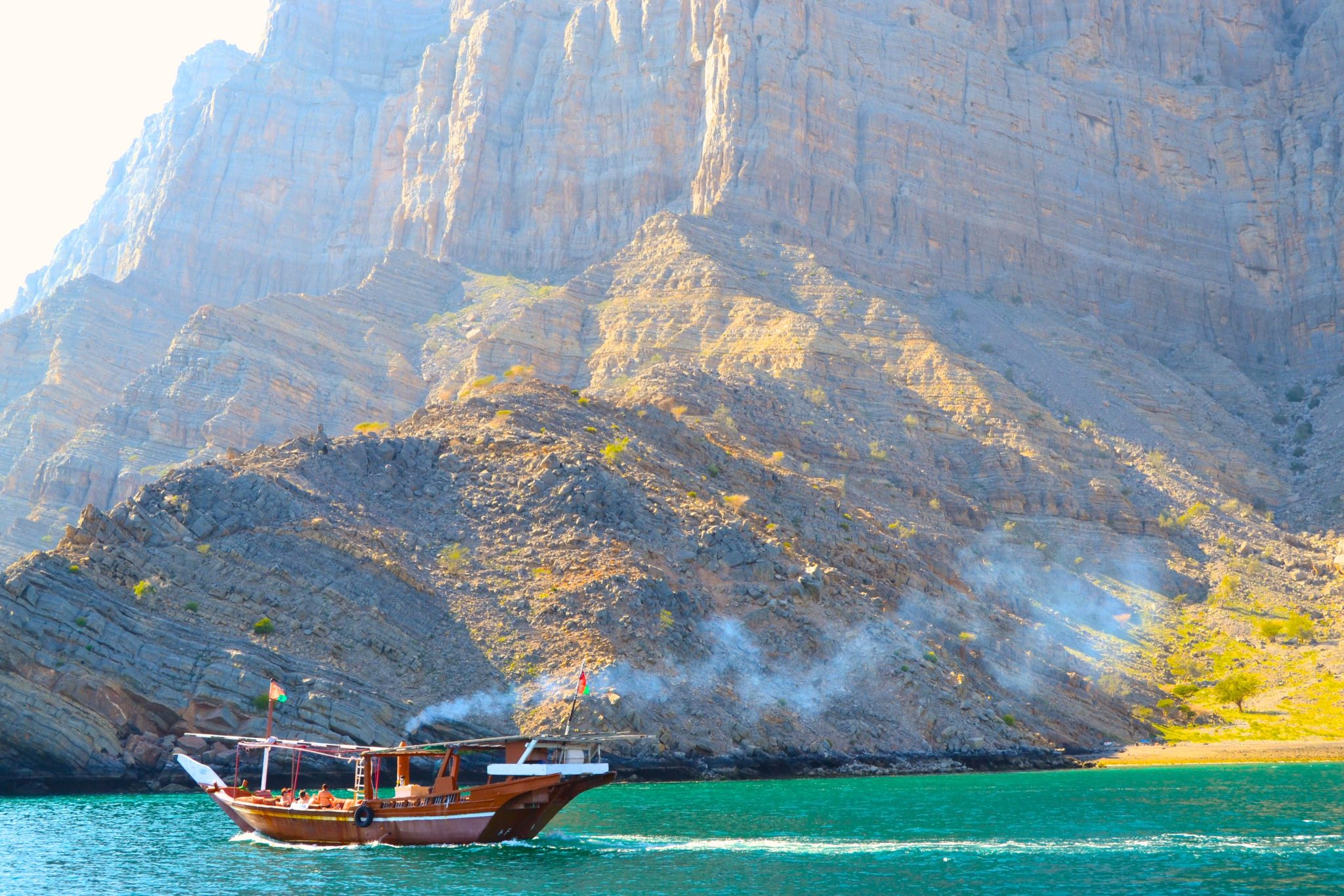 Awesome and Must Try Things to do in Musandam Oman