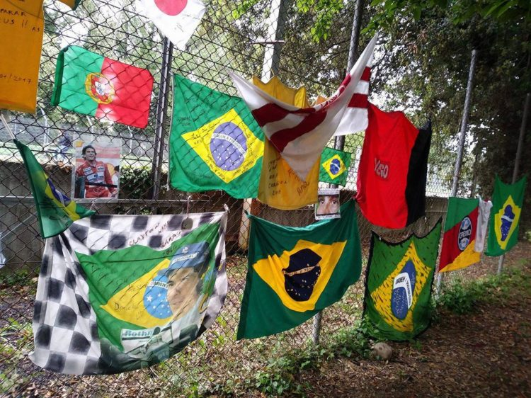 Anniversary of Senna